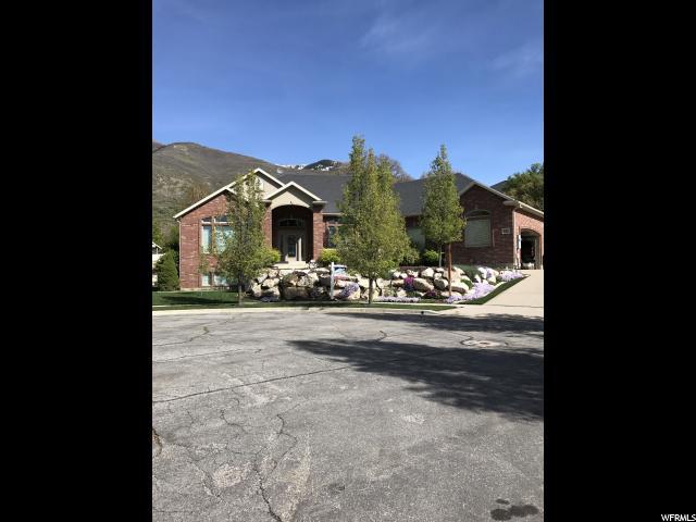 Single Family للـ Sale في 8148 S 2425 E South Weber, Utah 84405 United States
