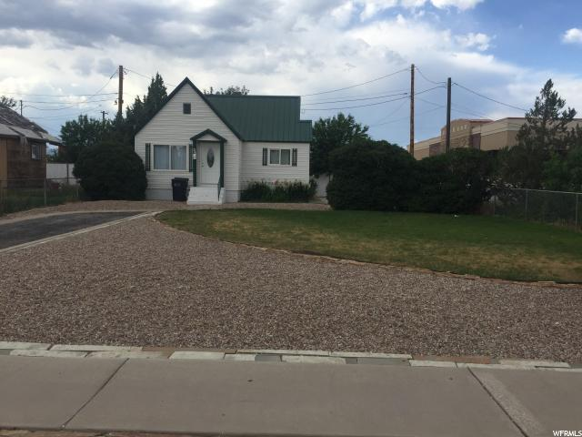 34 W 200 Vernal, UT 84078 - MLS #: 1455813