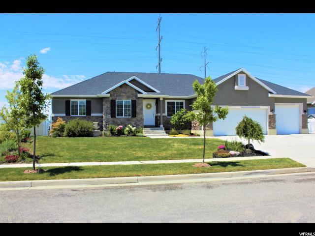 Single Family for Sale at 1604 S 2095 W Woods Cross, Utah 84087 United States