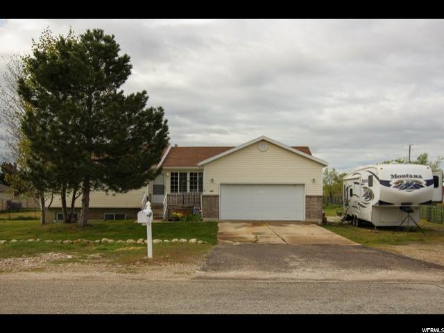 单亲家庭 为 销售 在 4455 W 950 N West Weber, 犹他州 84404 美国