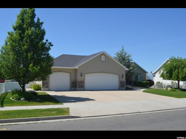 Single Family for Sale at 920 E MILESTONE Drive Smithfield, Utah 84335 United States