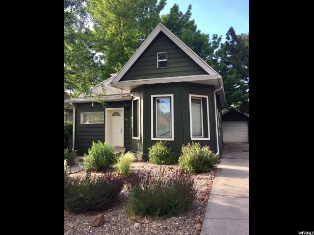 Home for sale at 411 E Blaine Ave, Salt Lake City, UT  84115. Listed at 239000 with 3 bedrooms, 1 bathrooms and 1,132 total square feet