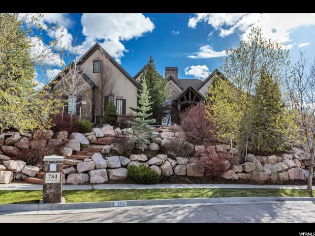 Unique la famille pour l Vente à 784 ELK MEADOW LOOP Tooele, Utah 84074 États-Unis