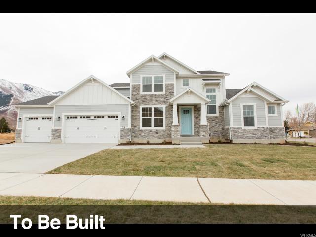 单亲家庭 为 销售 在 3733 S MCGREGOR Lane 3733 S MCGREGOR Lane Unit: 111 Saratoga Springs, 犹他州 84045 美国