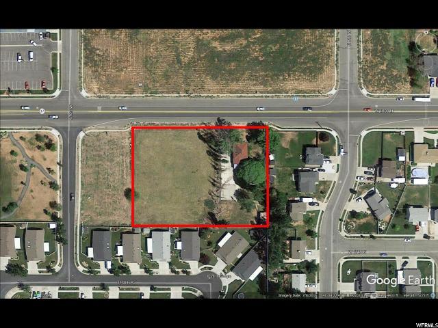 土地,用地 为 销售 在 887 W 1800 N 887 W 1800 N Clinton, 犹他州 84015 美国