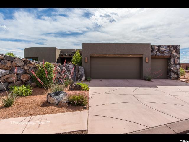 Single Family for Sale at 1500 E SPLIT ROCK Drive 1500 E SPLIT ROCK Drive Unit: 55 Ivins, Utah 84738 United States