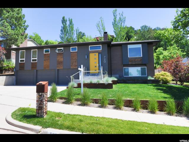 Home for sale at 720 N Terrace Hills Dr, Salt Lake City, UT 84103. Listed at 795000 with 4 bedrooms, 3 bathrooms and 2,812 total square feet