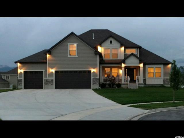 Single Family للـ Sale في 2444 S HUCKLEBERRY Daniel, Utah 84032 United States