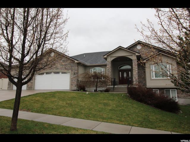 单亲家庭 为 销售 在 600 E 100 S Hyde Park, 犹他州 84318 美国