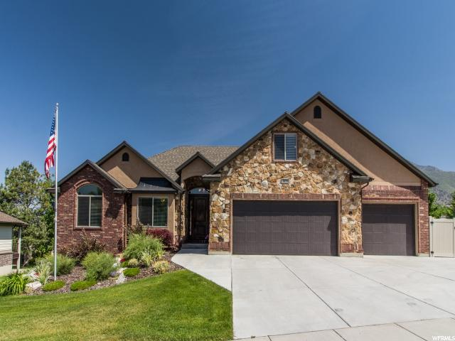 Single Family for Sale at 2678 E 8150 S South Weber, Utah 84405 United States