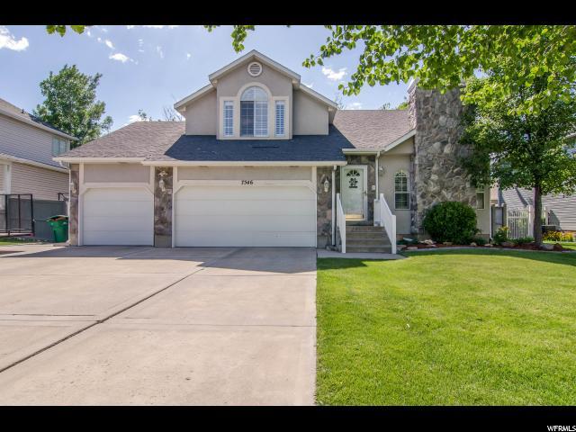 Single Family للـ Sale في 7546 S SANDY WOODS Lane Midvale, Utah 84047 United States