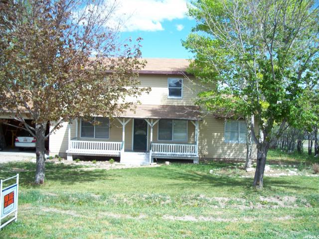 Unifamiliar por un Venta en 95 S STATE Street Wales, Utah 84667 Estados Unidos