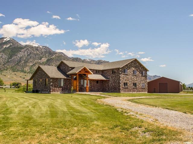 Single Family للـ Sale في 7768 N 3000 W 7768 N 3000 W Unit: 14 Honeyville, Utah 84314 United States
