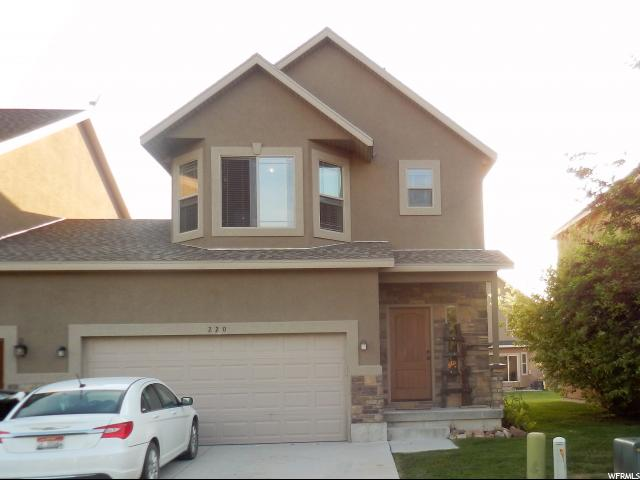 Single Family for Sale at 220 S 150 E Franklin, Idaho 83237 United States