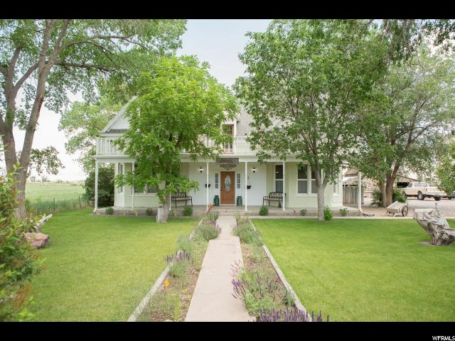 Single Family for Sale at 1031 S BROOKLYN Road Elsinore, Utah 84724 United States