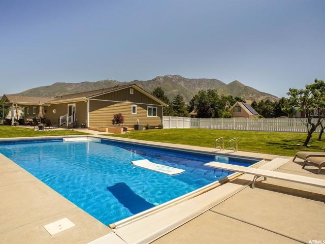 Single Family للـ Sale في 7275 S 1700 E South Weber, Utah 84405 United States