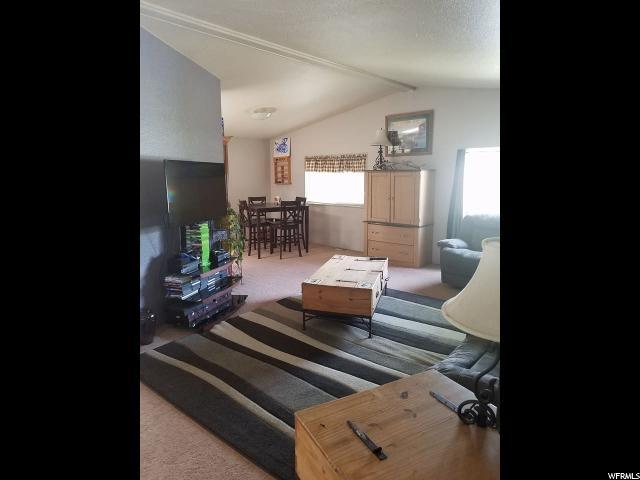 单亲家庭 为 销售 在 160 W 200 S 莱文, 犹他州 84639 美国