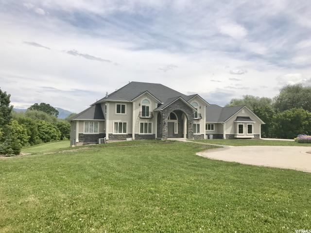 Single Family for Sale at 190 S 300 W Mendon, Utah 84325 United States