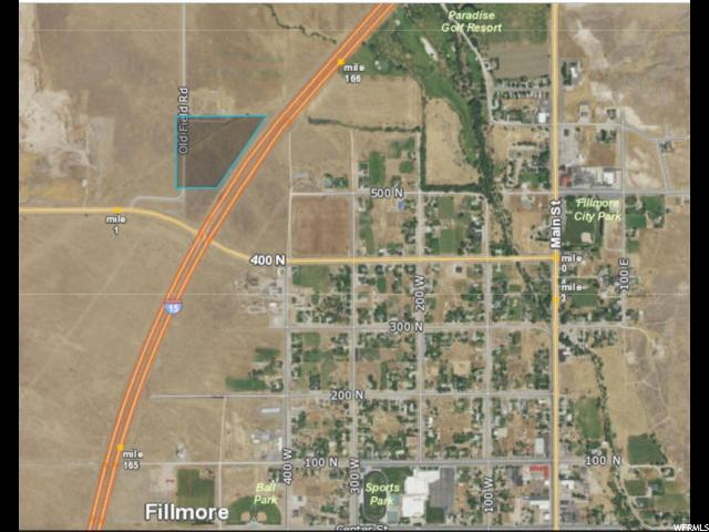500 N OLD FIELD RD Fillmore, UT 84631 - MLS #: 1456639