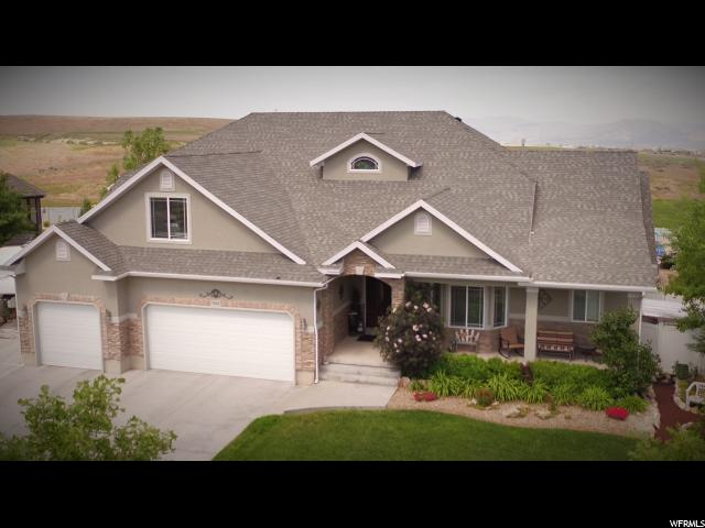 Single Family for Sale at 7468 W TILBURY Lane West Jordan, Utah 84081 United States