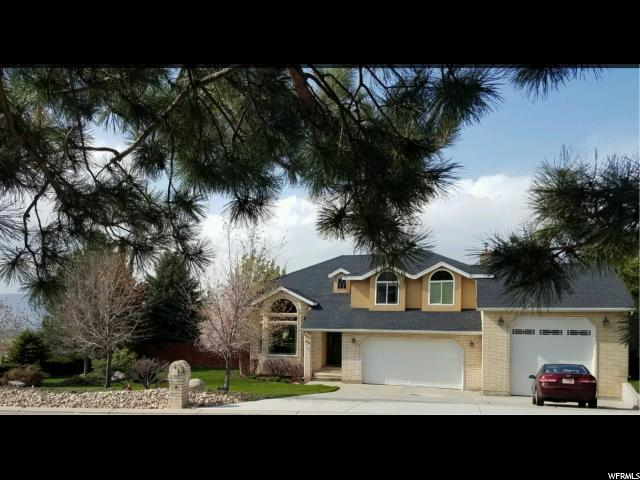 Single Family for Sale at 250 W OAKRIDGE Drive 250 W OAKRIDGE Drive Elk Ridge, Utah 84651 United States