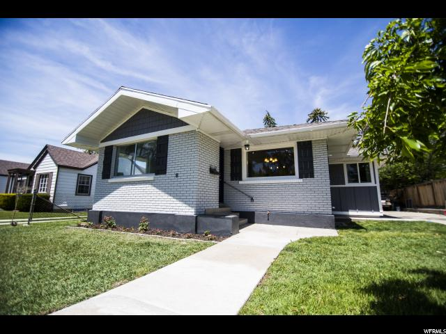 Home for sale at 1467 E Hollywood, Salt Lake City, UT  84105. Listed at 514900 with 4 bedrooms, 3 bathrooms and 2,242 total square feet