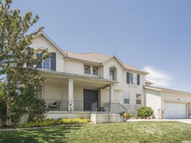 单亲家庭 为 销售 在 3592 S HELEN Drive Magna, 犹他州 84044 美国