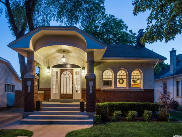 Home for sale at 1456 S Lincoln St, Salt Lake City, UT  84105. Listed at 525000 with 6 bedrooms, 3 bathrooms and 3,196 total square feet