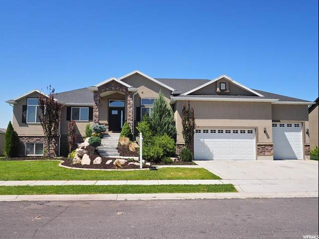 Single Family for Sale at 5008 W 4950 S Hooper, Utah 84315 United States