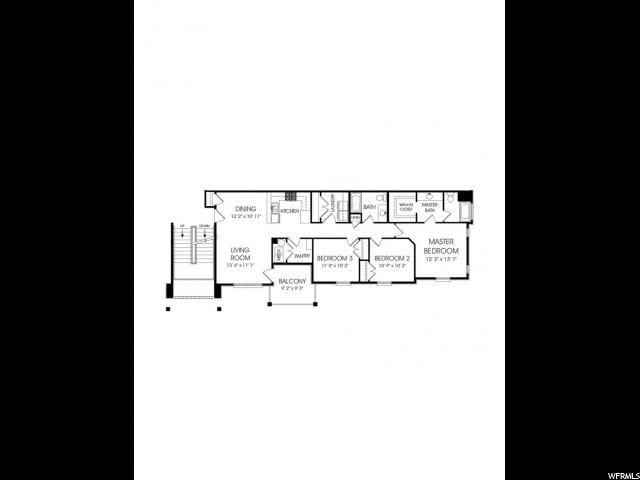 3930 W 1850 Unit B202 Lehi, UT 84043 - MLS #: 1456777
