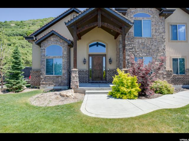 Single Family for Sale at 3428 N LAYTON Ridge Layton, Utah 84040 United States