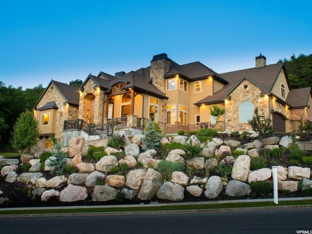 Single Family for Sale at 4297 S SUMMERWOOD Drive Bountiful, Utah 84010 United States
