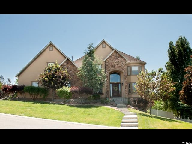 Single Family for Sale at 123 W HIGH SIERRA Drive 123 W HIGH SIERRA Drive Elk Ridge, Utah 84651 United States