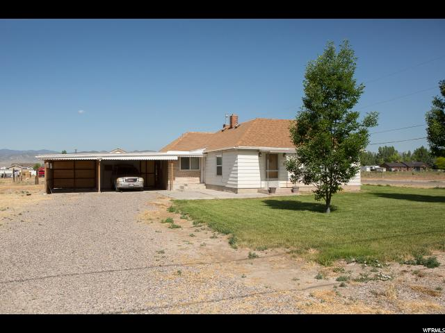 Single Family for Sale at 10 S 100 W Centerfield, Utah 84622 United States