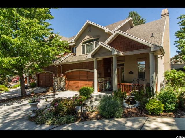 Home for sale at 1365 E Sonoma Ct, Salt Lake City, UT  84106. Listed at 454900 with 4 bedrooms, 4 bathrooms and 3,108 total square feet