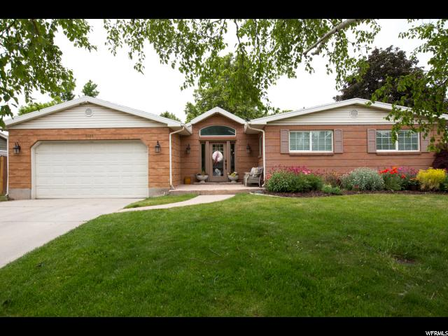 Home for sale at 2105 E 3780 South, Salt Lake City, UT 84109. Listed at 589000 with 5 bedrooms, 3 bathrooms and 3,481 total square feet
