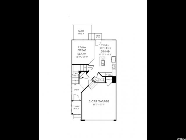 4172 W SHADE HILL LN Unit 339 Herriman, UT 84096 - MLS #: 1457066