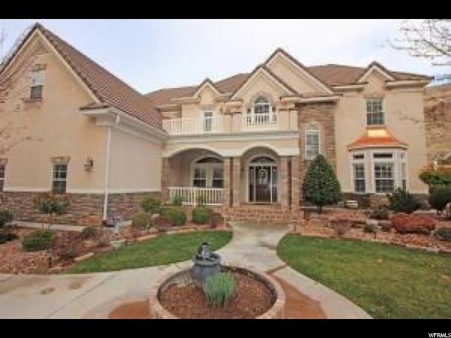 Single Family for Sale at 1451 S 325 W 1451 S 325 W Hurricane, Utah 84737 United States