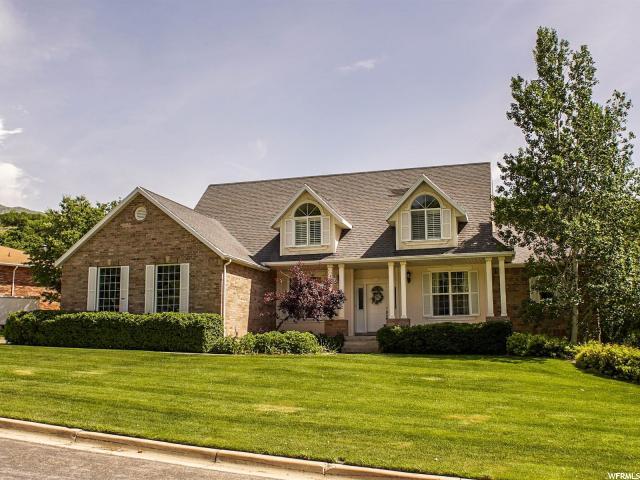 单亲家庭 为 销售 在 2701 E 6425 S South Ogden, 犹他州 84403 美国
