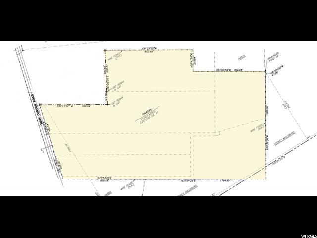 1451 W MAIN CANYON RD Wallsburg, UT 84082 - MLS #: 1457261