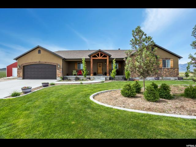 Single Family for Sale at 175 E SHARP Road Vernon, Utah 84080 United States