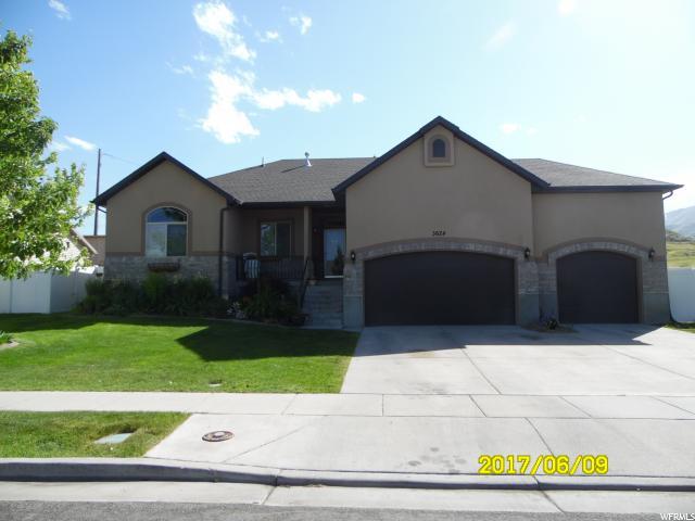 单亲家庭 为 销售 在 3624 S BLAZING OAK Drive Magna, 犹他州 84044 美国