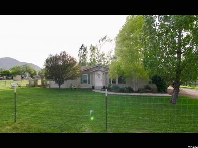Single Family for Sale at 1945 N 6900 E Croydon, Utah 84018 United States