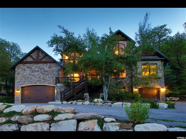 Single Family for Sale at 9061 N TIMPHAVEN Road Sundance, Utah 84604 United States