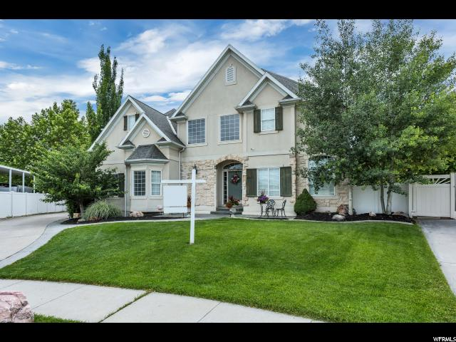 Single Family for Sale at 4938 S HIDDEN COVE Drive Taylorsville, Utah 84123 United States