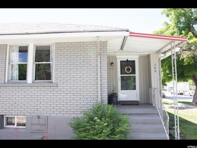 Single Family for Sale at 340 E HAMPTON Avenue Salt Lake City, Utah 84111 United States