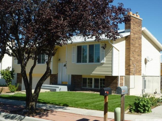 4953 S GREENTREE WAY, Taylorsville UT 84129