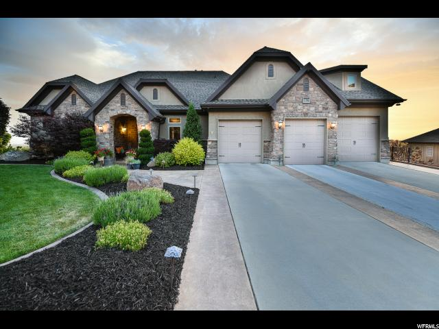 Single Family for Sale at 12106 S DRAPER FARM CV Draper, Utah 84020 United States