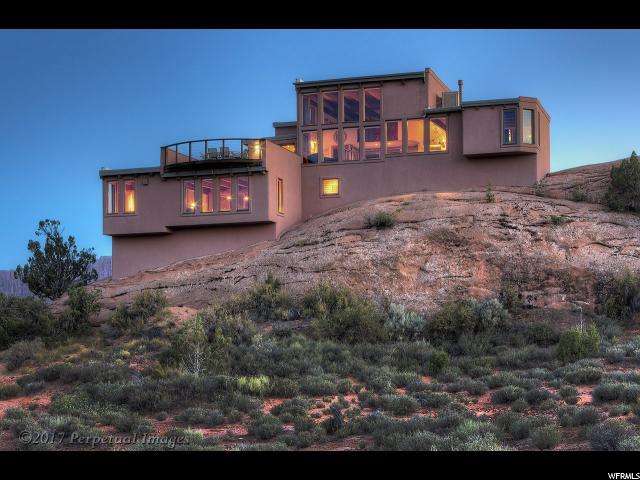 Unifamiliar por un Venta en 2065 S NAVAJO HTS Moab, Utah 84532 Estados Unidos