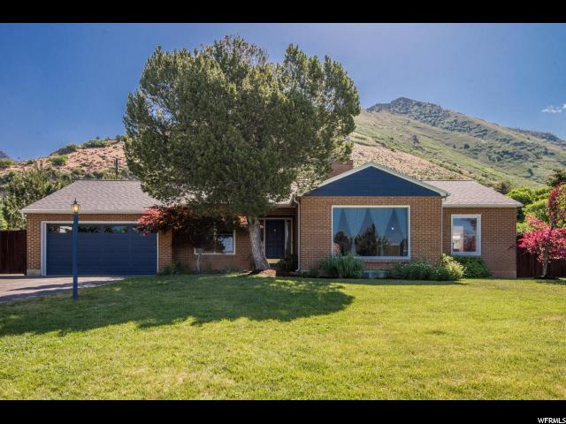 Home for sale at 3905 S Mt Olympus Way, Salt Lake City, UT  84124. Listed at 699000 with 3 bedrooms, 2 bathrooms and 2,675 total square feet